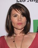 LOS ANGELES - OCT 22:  Clea DuVall arrives to Hollywood Film Awards Gala 2012  on October 22, 2012 i