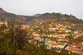 Banska Stiavnica Village