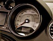 Auto Speed Control Dashboard