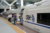 Schnellzug in china