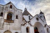 Chirch in Alberobello - Trulli village