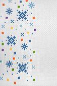 Cross-stitch,