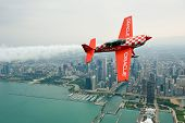 Team Oracle over Chicago