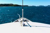 Boating in the whitsundays