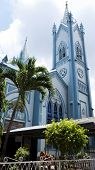 Immaculate Conception Cathedral in Puerto Princesa
