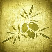 Vintage Olives