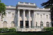 The Marble House in Newport, Rhode Island