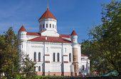 Vilnius Prechistensky cathedral