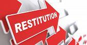 foto of reimbursement  - Restitution Concept - JPG