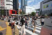 Tokyo - Hachiko Crossing