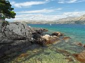 Cavtat Shore, Croatia