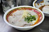 Rice Gruel Thai Food