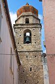 Church of St. Nicola di Mira. Rodi Garganico. Puglia. Italy.