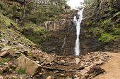 Silverband Falls, Grampians
