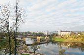 Kirov Bridge In Vitebsk Belarus