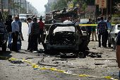 Car Bombing Targeting Egypt's Interior Minister