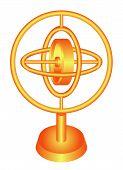 Golden Gyroscope