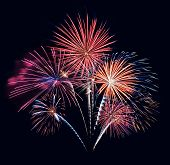picture of projectile  - Fireworks Five  - JPG