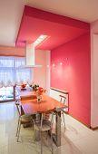 Amaranth House - Kitchen Table