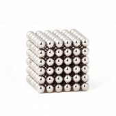 Magnetic Metal Balls In Cube Shape