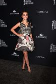 LOS ANGELES - FEB 22:  Kiernan Shipka at the 16th Annual Costume Designer Guild Awards at Beverly Hi