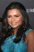 LOS ANGELES - FEB 22:  Mindy Kaling at the 16th Annual Costume Designer Guild Awards at Beverly Hilt