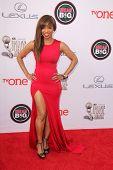LOS ANGELES - FEB 22:  Elise Neal at the 45th NAACP Image Awards Arrivals at Pasadena Civic Auditori