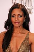 LOS ANGELES - FEB 22:  Naomie Harris at the 45th NAACP Image Awards Arrivals at Pasadena Civic Audit