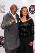 LOS ANGELES - FEB 22:  Louis Gossett Jr at the 45th NAACP Image Awards Arrivals at Pasadena Civic Au