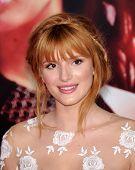 LOS ANGELES - NOV 18:  Bella Thorne arrives to the