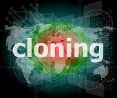 Cloning Word