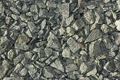 The Texture Of Coarse Gravel