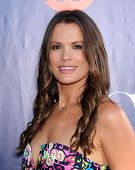 LOS ANGELES - JUL 17:  Melissa Claire Egan arrives to the CBS-CW-Showtime Summer TCA Press Tour 2014  on July7, 2014 in West Hollywood, CA.