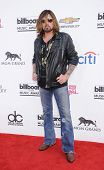LAS VEGAS - MAY 18:  Billy Ray Cyrus arrives to the Billboard Music Awards 2014  on May 18, 2014 in