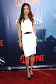 LOS ANGELES - JUL 17:  Maggie Q arrives to the CBS-CW-Showtime Summer TCA Press Tour 2014  on July7, 2014 in West Hollywood, CA.