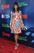 LOS ANGELES - JUL 17:  Aisha Tyler arrives to the CBS-CW-Showtime Summer TCA Press Tour 2014  on Jul