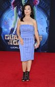LOS ANGELES - JUL 21:  Ming-Na Wen arrives to the