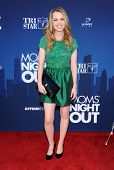 LOS ANGELES - APR 29:  Abbie Cobb arrives to the