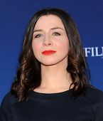 LOS ANGELES - APR 29:  Caterina Scorsone arrives to the