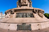 Monument To Christopher Columbus - Barcelona