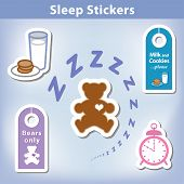 Sleep Stickers