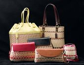 The Collection Of Rattan Handbags