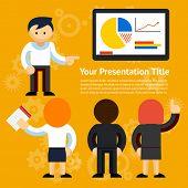 Vector Business Presentation Design
