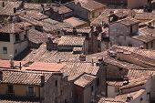 Lucca City Aerial