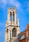 pic of fleet  - Photo of the St Dunstan in the West church in Fleet Street London UK - JPG