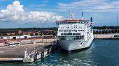 Polish ferry Wawel