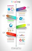 Social Media and Cloud concept Infographic background with a lot of icons for seo, advertising banne