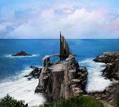 Ocean Spaceship