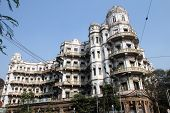 KOLKATA, INDIA - NOV 25: Esplanade mansions built during the British colonial era when Kolkata was t