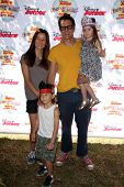 LOS ANGELES - AUG 16:  Johnny Knoxville at the Disney Junior's Pirate and Princess: Power of Doing G